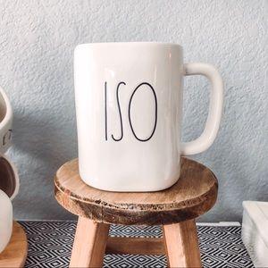 Rae Dunn ISO Mug